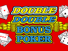 Double Double Bonus Poker в Joycasino